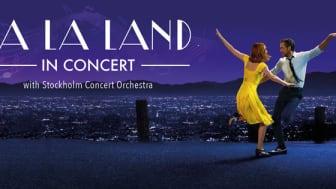 La La Land in Concert till Scandinavium!