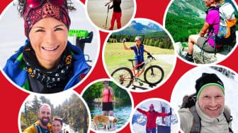 Bewirb dich und werde Teil eines Maier Sports Fotoshootings im Allgäu.