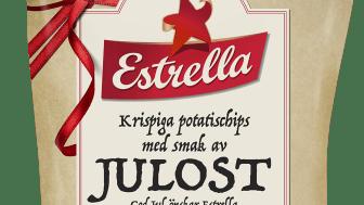 Estrella 2019 Julostchips för femte året i rad