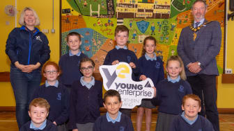 Borough's next generation of budding business people get set for online challenge