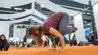 Träning, kost och livsstil i fokus på Allt för Hälsan