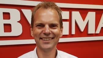 Jesper Skov Møller er ny filialchef for Bygma Hårlev