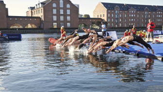 Den kommende weekend mødes Nordens stærkeste åbent vand-svømmere til konkurrence i Middelfart, når der afholdes åbne nordiske mesterskaber på flere distancer.