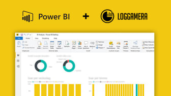 Integration med Microsoft Power Bi