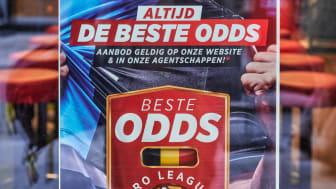 Ladbrokes Affiche Best Odds Jupiler Pro League