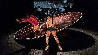 Europa på balansbrädan när hyllat danskt kompani gästar cirkusfestivalen Cirkusmania