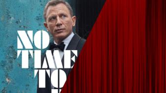 James Bond premiär på biografen Gröna Ladan och Hotell Kristina