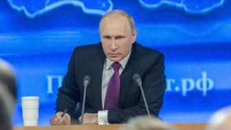 Pandemin har skadat bilden av Putin som Rysslands starka man.
