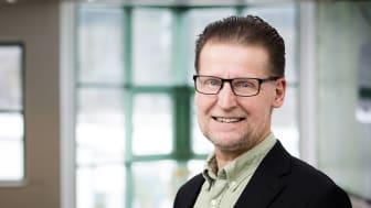 Ulf Eliasson, ny arbetschef för Ballast Mitt och Nord i Svevia