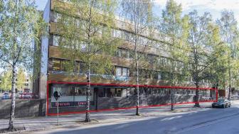 ThorenGruppen flyttar sitt huvudkontor till Nygatan 25 för att bereda plats för fler elever på Thoren Business School och Yrkesgymnasiet i Umeå.