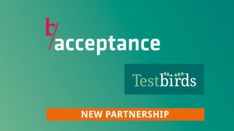 B/Acceptance and Testbirds join forces to deliver best-in-class testing solutions