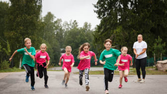 Aitajuoksija Annimari Korte on Nestlé for Healthier Kids -ohjelman uusi lähettiläs