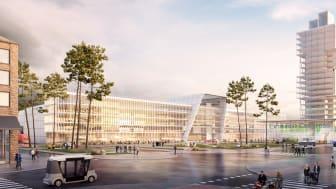 Illustration: Tovatt Architects & Planners AB.