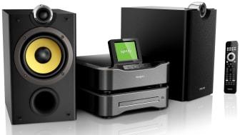 Kør Spotify direkte på Philips Streamium
