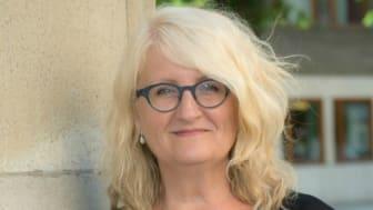 Brit Stakston, vd och grundare av Stakston PR, nominerad till Årets Affärsnätverkare 2016. Foto: Lena Dahlström