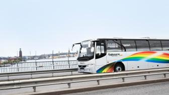 Vy Flygbussarna börjar köra till Bromma flygplats igen