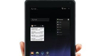 LG sätter ny standard för tablets med LG Optimus Pad