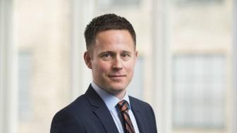 Foto: Visma PR/ Lars Bethelsen, som bliver ny adm. direktør hos Visma Consulting