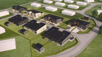 Trots Corona-oron: Bostadsmarknaden lever i Kristianstad
