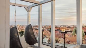 Blique by Nobis har en av världens 10 bästa takbarer