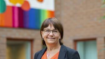 Maria Humla, generaldirektör på SPV, är en av Årets alumner 2020 vid Mittuniversitetet.