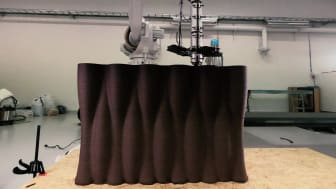 Coffee comes full circle: First ever 3D printed coffee station made from waste