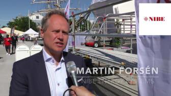 VIDEO från Almedalen. DecarbHeat - så nås en 100 procent förnybar och fossilfri framtid