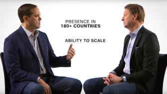 Cisco och Ericsson i strategiskt samarbete