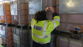 Eight arrested in fuel fraud raids