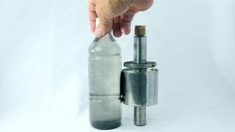 Magnetitet sätter sig bl.a. på pumprotorer och förorsakar läckage och haverier