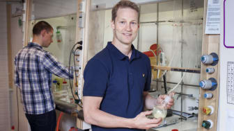 Fredrik Almqvist, CEO of Quretech Bio.