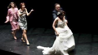 Seminarium om Cities on Stage på Scenkonstbiennalen i samband med franskt gästspel på Folkteatern i Göteborg