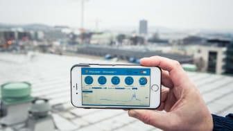 Internet of Things-projektet LoV-IoT, som mäter och visualiserar halter av föroreningar i luft och vatten i realtid, presenteras på mötet i Genève.