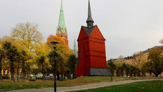 Norrmalms äldsta träbyggnad renoverad