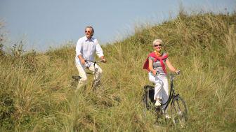 Juist: Senioren auf dem Fahrrad ©+F:Kurverwaltung Juist