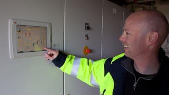 Automatisk process, Öresundsverket, NSVA