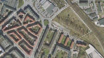 MKB, HSB och Hub Park utvecklar tillsammans framtidskvarteret Nya Ellstorp i Malmö – 750 nya bostäder planeras