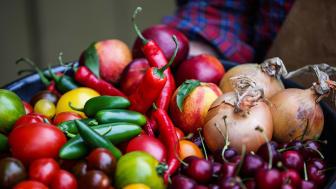 Enligt EAT Lancet-rapporten behöver den global konsumtionen av frukt, grönsaker, nötter och baljväxter dubblas, och konsumtion av livsmedel som rött kött och socker behöver minskas med mer än 50%.