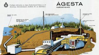 Sprängskiss AB Atomenergi infomaterial