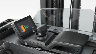 Nya BT Reflex - med intuitiva reglage och ergonomiskt förarutrymme