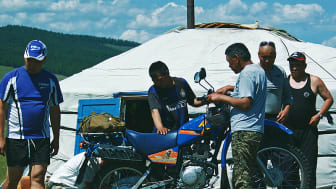"""Yamaha Motor Documentary Movie """"Moving You"""" Vol.9: """"Toughness. Protecting the Frontier"""" Completed and Released!"""