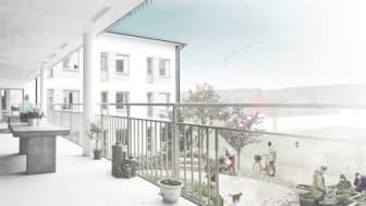 Villa Fridsbo, Löddeköpinge.