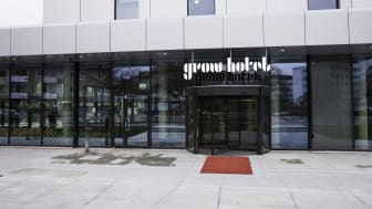 Välkommen till Grow Hotel, Solna strand.