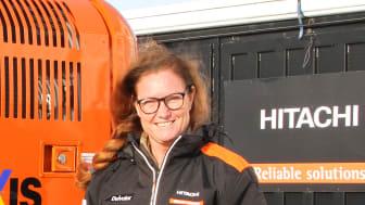 Sussie Schwab är marknadsansvarig hos Delvator AB sedan 11 januari 2021.
