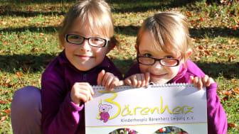 Bärenherz-Kalender 2015: Jeder Monat präsentiert bunte Strickbärchen in Aktion