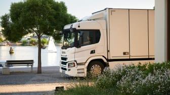Det er Scanias mål at være den førende leverandør i skiftet mod et bæredygtigt transportsystem
