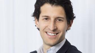 David Salsbäck ny kommunikations- och hållbarhetsdirektör på Axel Johnson