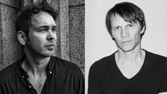 Joel Alme och Jakob Hellman klara för Live på Liseberg