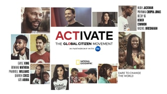 "Der er premiere på ""Activate: Et globalt initiativ"" 6. september 19.00 på National Geographic"
