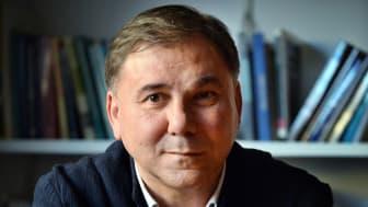 Statsvetaren Ivan Krastev är en av dagens mest inflytelserika europeiska tänkare. Den 28 april gästar han den digitala samtalsscenen Vår tids tänkare. Foto: Nadezhda Chipeva